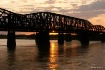Old Bridge at Sun...