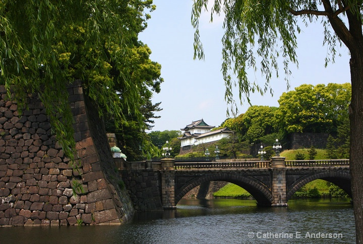 Tokyo Imperial Castle