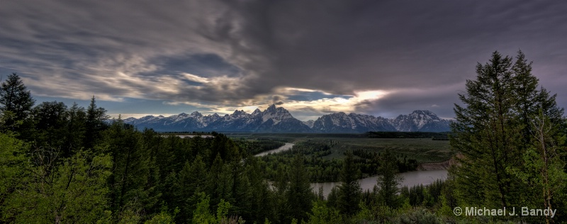The Classic Snake River Overlook