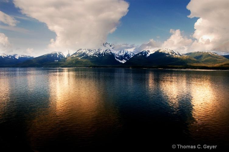 Inside Passage - ID: 8597190 © Thomas C. Geyer