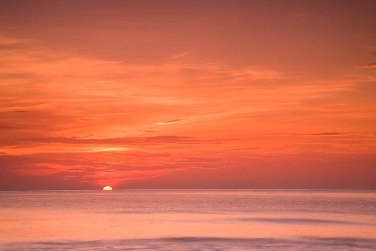 Daytona Sunrise