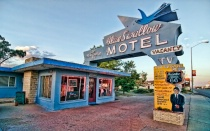 Blue Swallow Hotel - Route 66 (Tucumcari, NM)