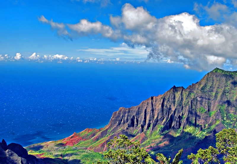 Hawaii's Kalalau Valley - ID: 8618088 © Clyde P. Smith
