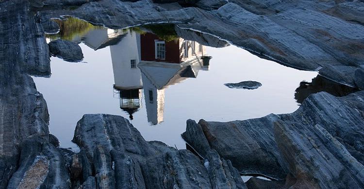 Pemaquid Reflections
