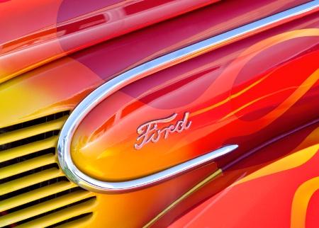Fiery Ford