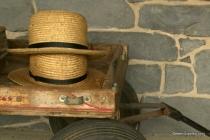 Amish Hats & Wagon