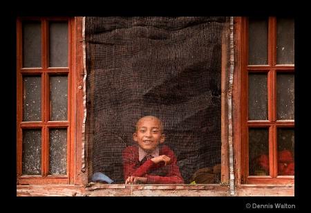 Boy from Dah Village