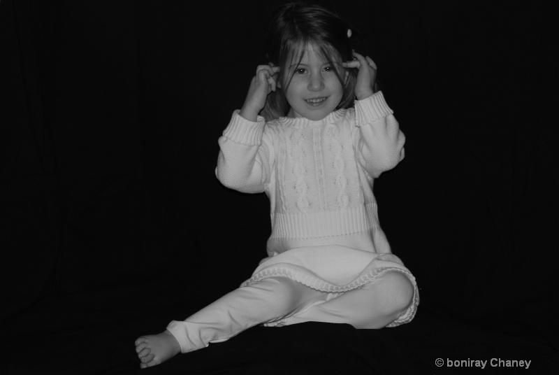 Black and White - ID: 8688236 © BoniRay Chaney