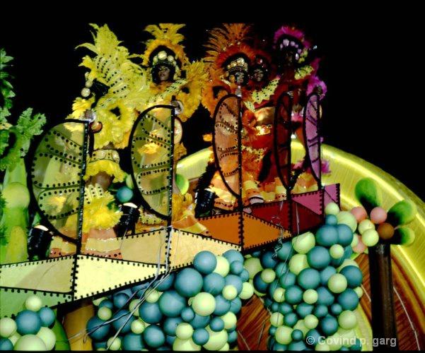 Carnival Dancers, 2007 - ID: 8690928 © Govind p. Garg
