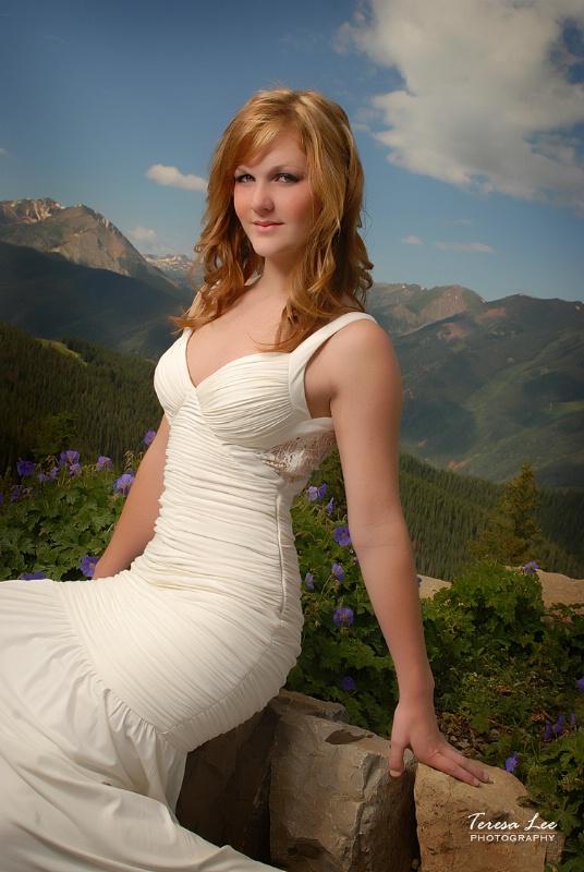 Atop Aspen Mountain