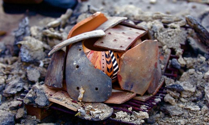 Tahbo Hopi Pot HTM-090 - ID: 8701694 © Lynette M. Tritel