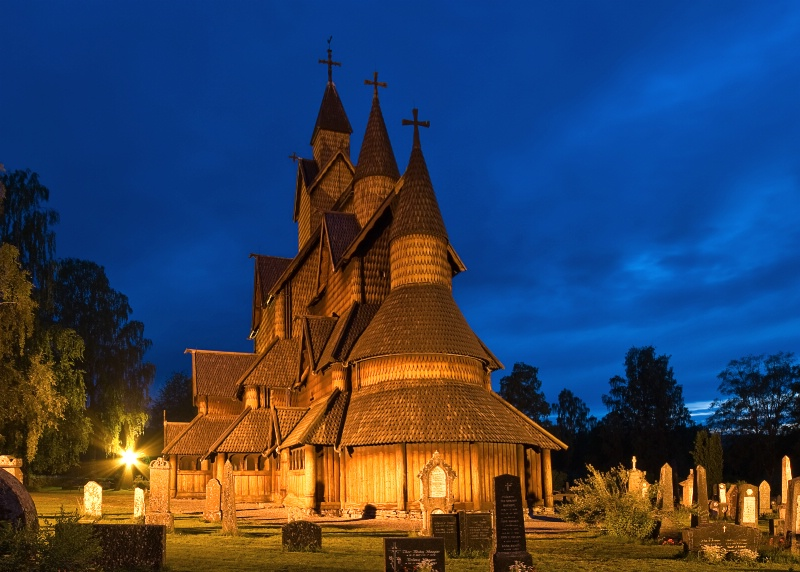 Heddel Stave Church