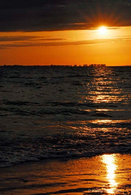 Florida Sunset - ID: 8713913 © Kathleen Roughan