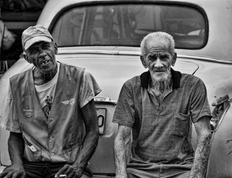 Cubana Characters