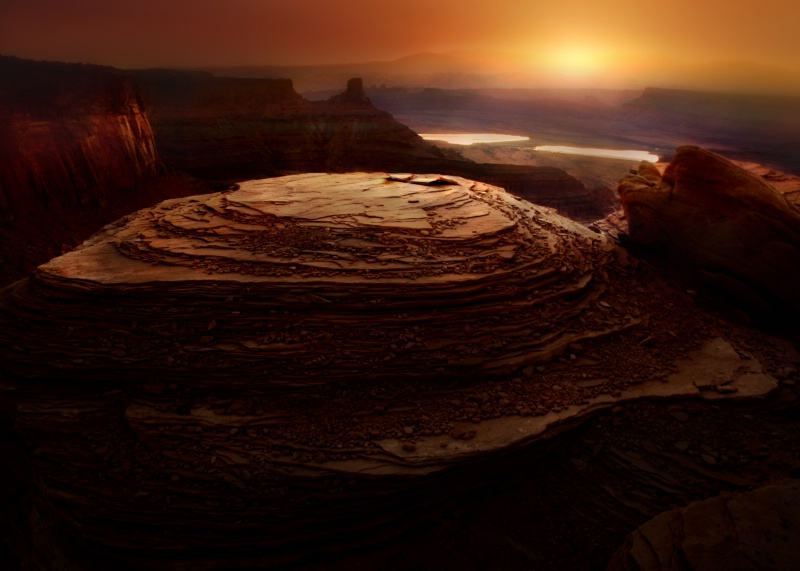 Another Sunrise ~ Dead Horse Point