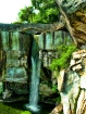 Waterfall at Rock...