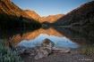 Sierra Lake Dawn