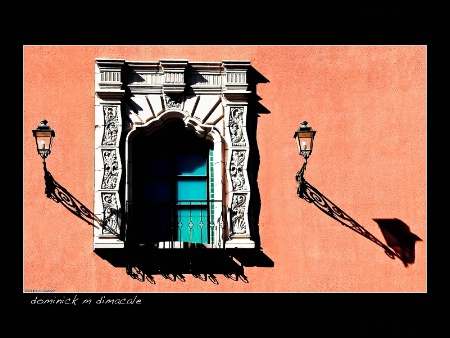 SPANISH WINDOWS, LAMPS & SHADOWS