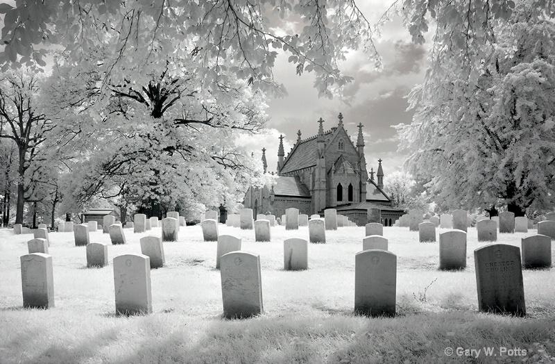 Fallen Dreams--Crown Hill Cemetery - ID: 8785731 © Gary W. Potts