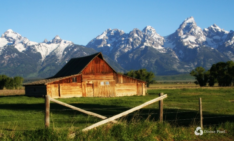 The Tetons