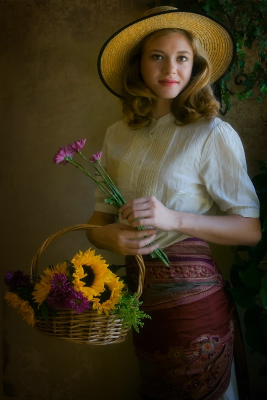 Flower Peddler