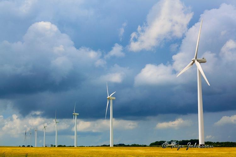 Jylland Wind Turbines (Denmark)