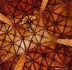 Medieval ceiling