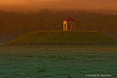 Indian  Mound Sunrise
