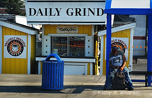 Daily Grind - ID: 8813529 © Kathy K. Whitfield