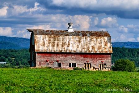 Route 38 Swanton Vermont