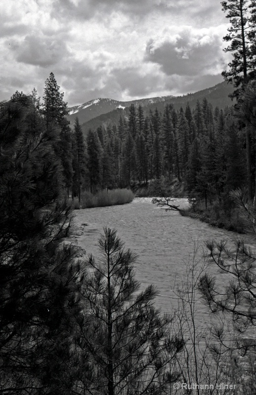 South Fork Payette River - Lowman, Idaho