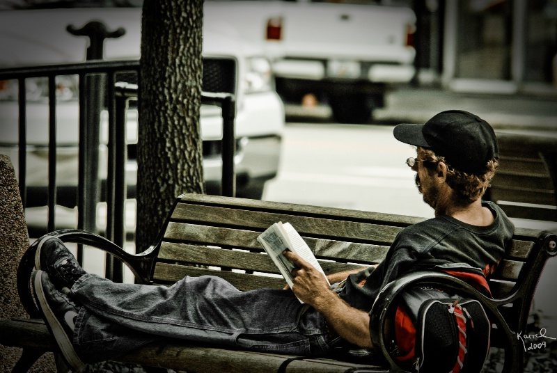 Sunday Morning Read