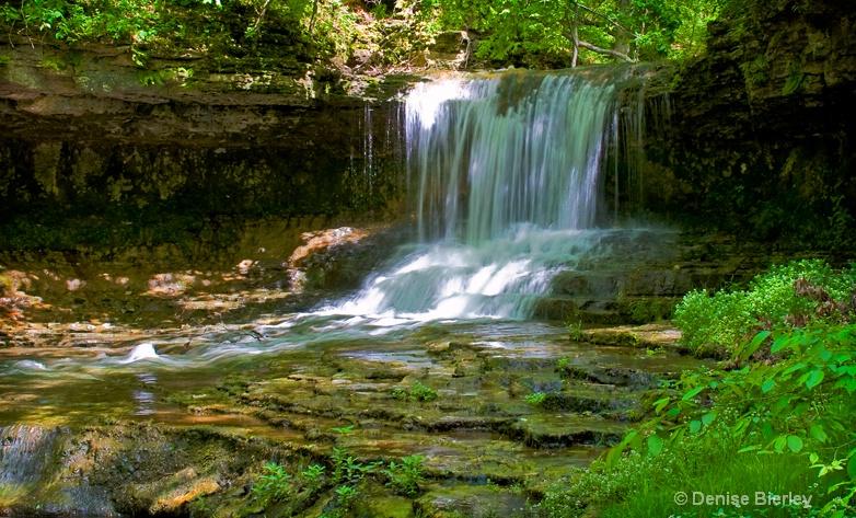 falls2 - ID: 8862877 © Denise Bierley