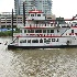 © Donald E. Chamberlain PhotoID# 8884951: passing by the river queen on