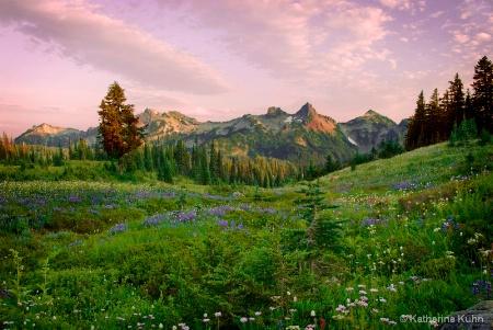 Pinnacle Peak Sunset