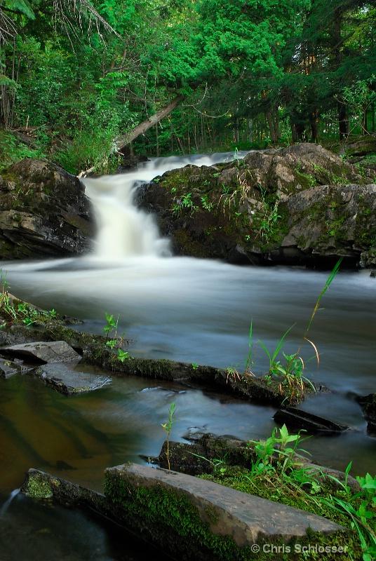 'Along Falls River'