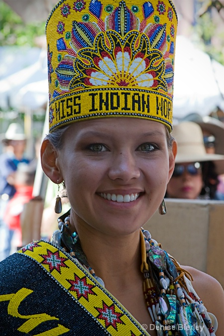 Miss Indian World - ID: 8916296 © Denise Bierley