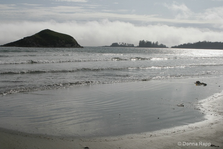 island off long beach - ID: 8917659 © Donna Rapp