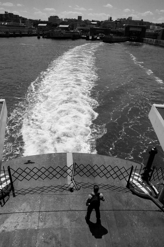 Staten Island departure - ID: 8933214 © Rob Mesite