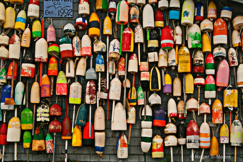 Buoys hangin' out