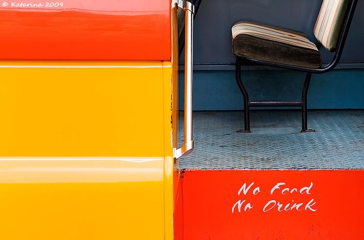 No Food - No Drink