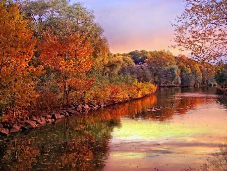 Twilight  Autumn