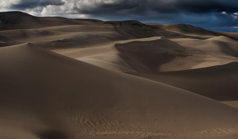Great Sand Dunes NP - ID: 8954111 © Patricia A. Casey