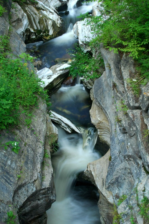 """Hudson Brook Chasm"" North Adams,Ma."