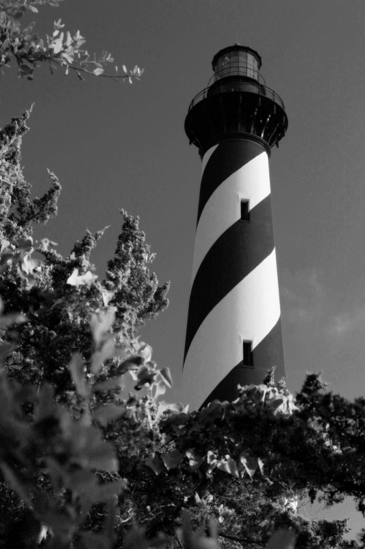 Hatteras light - ID: 8958350 © Rob Mesite