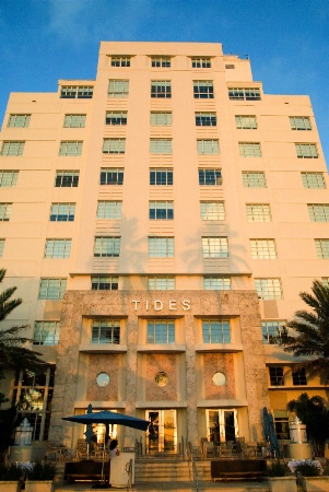 Art Deco Architecture, South Beach Miami