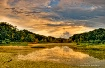 Sunset over Creek...