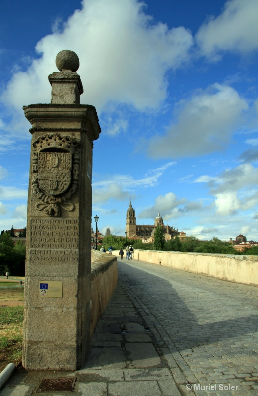 Salamanca, Spain. - ID: 9024823 © Muriel Soler