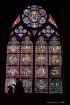 Stained glass win...