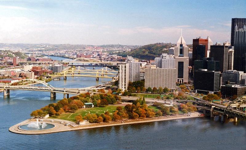 Pittsburgh G20 Summit City